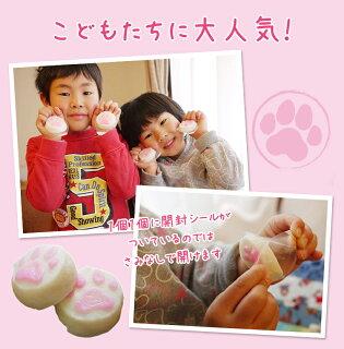猫の肉球型かまぼこ【にゃんかま】
