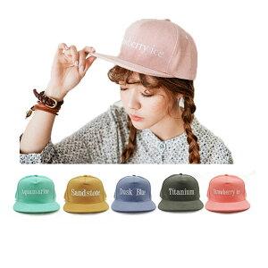キャップ パステルカラー 帽子 カラーロゴ ロゴプリント シャーベットカラー 英字ロゴ 野球帽 メンズ レディース