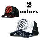 帽子 キャップ スナップ バック メッシュキャップ SNAPBACK ベースボールキャップ 野球帽 /レッド 赤/ホワイト 白 メンズ(男性用) レディース(女性用) BASEBALL CAP 5211