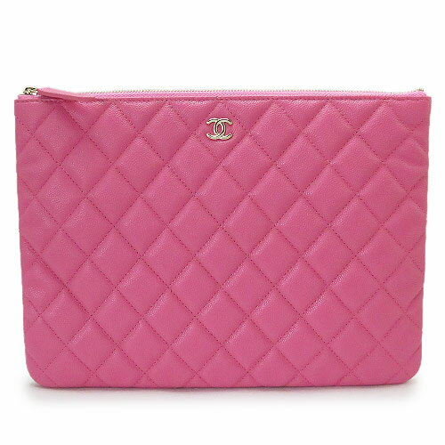 CHANEL quilted clutch CHANEL GD A82545 Y33352 5B...