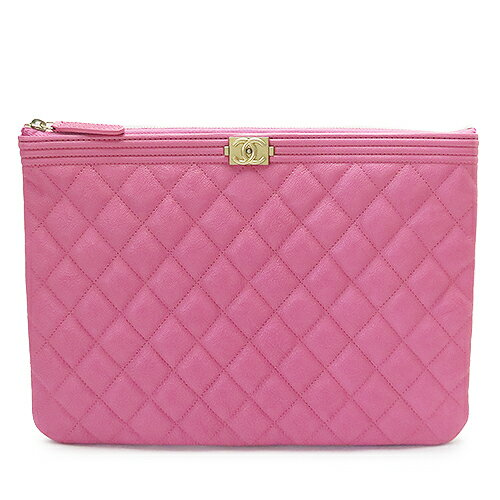 CHANEL quilted clutch CHANEL A84406 Y83621 5B648...