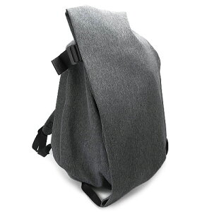 b7fcfb37c54e コートエシエル リュックサック COTE&CIEL バックパック ISAR/イザール RUCKSACK FOR 15to17 LAPTOPS  エコヤーン ブラックメランジ 2770.