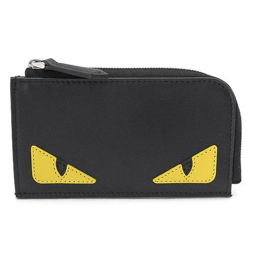 財布・ケース, メンズコインケース  7M0270 O73 F17HQ FENDI BAG BAGS ZIP COIN
