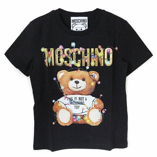 トップス, Tシャツ・カットソー  T MOSCHINO Teddy Bear HolidayT 3XA0798 4040 1555