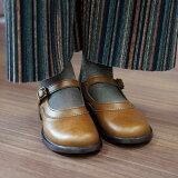 ストラップシューズ累計12,000足を突破した「おでこ靴」のローヒールが出来ました♪お上品に履けるカジュアル!ローフゼ代わりにも◎★A6594ベルオリジナル【CSF】