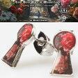 送料無料 即日発送DISNEY COUTURE ディズニークチュール The Tom Binns for Alice In Wonderland Keyhole Stud Earrings アリスインワンダーランドキーホールスタッドイヤリング 不思議の国のアリス