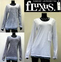 楽天アウトレット価格 フルクサス Fluxus L S POCKET TEE 12-964-001 ルーズフィットポケットロングTシャツ /正規品取扱店舗/