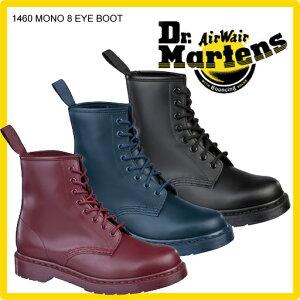 ドクターマーチン CORE 1460 モノ BLACK 14353001 レ...