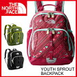 THE NORTH FACE 即日発送 ノースフェイス SPROUT BACKPACK スプラウト バックパック アウトドア バッグ リュックサック デイパック カバン レディース キッズ 【正規品取扱店舗】【楽ギフ_包装】 【コンビニ受取対応商品】