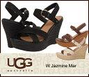 即日ご発送 UGG アグ W Jazmine Mar ジャスミン ウェッジソールサンダル 1007111  正規品取扱店舗  so1