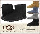 送料無料 UGG MENS CLASSIC MINI BOOTS アグ メンズクラシッミニブーツ style#1002072 【正規品取扱店舗】【楽ギフ_包装】 【コンビニ受取対応商品】 /s