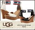 送料無料 UGG アグ W Jacinda Serape Beads ウェッジソールサンダル /正規品取扱店舗/ so1