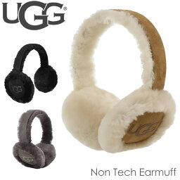 UGG イヤーマフ UGG CLASSIC NON TECH EARMUFF アグ 耳あて18706 ギフト 正規品取扱店舗