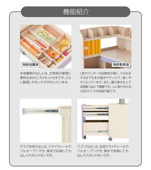 koizumi/コイズミ/学習机/CDファースト/ハートタイプ