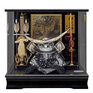 May Doll Compact Fashionable Helmet Helmet Decorative Helmet Case Decorating Case Masamune Date [Hokuto 175-707] Kabuto May Doll Dano Festival Acrylic Case Music Box Built-in Compact