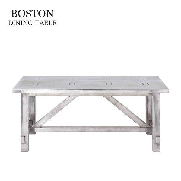ダイニングテーブル 食卓テーブル 180cm幅 HALO(ハロー)【BOSTON ボストン ダイニングテーブル W180】 デザイナ—ズ家具/おしゃれ/ミッドセンチュリー