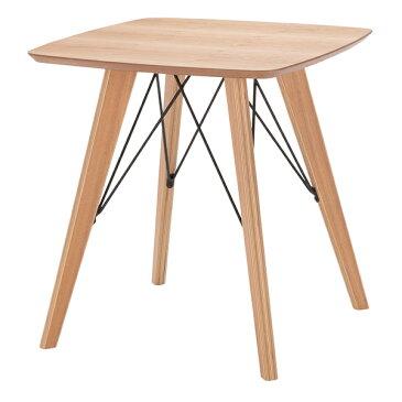 カフェテーブル 単品 ANTE(アンテ) SST-506 木製テーブル おしゃれ 北欧風