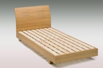 [BED]スノコベッド【IPB-RFK-259】(SDサイズ)床板・フレームのみ送料無料