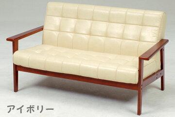 ソファー【シャーク2Pソファ】(2人掛け)