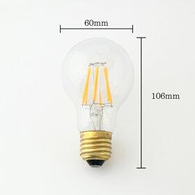 LEDフィラメント電球