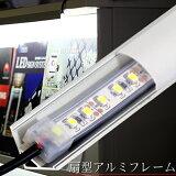 テープライトカバー 扇型 1m 斜め45度に照らす 粒が見えない乳白カバー LEDテープライトフレーム ※テープライトは別売りです led 間接照明 壁 カウンター 棚下照明 ショーケース アルミ カバー ledライト LED照明専門店イルミカ あす楽