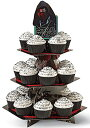 Wilton(ウィルトン) Cup Cake Stand Star Wars RED