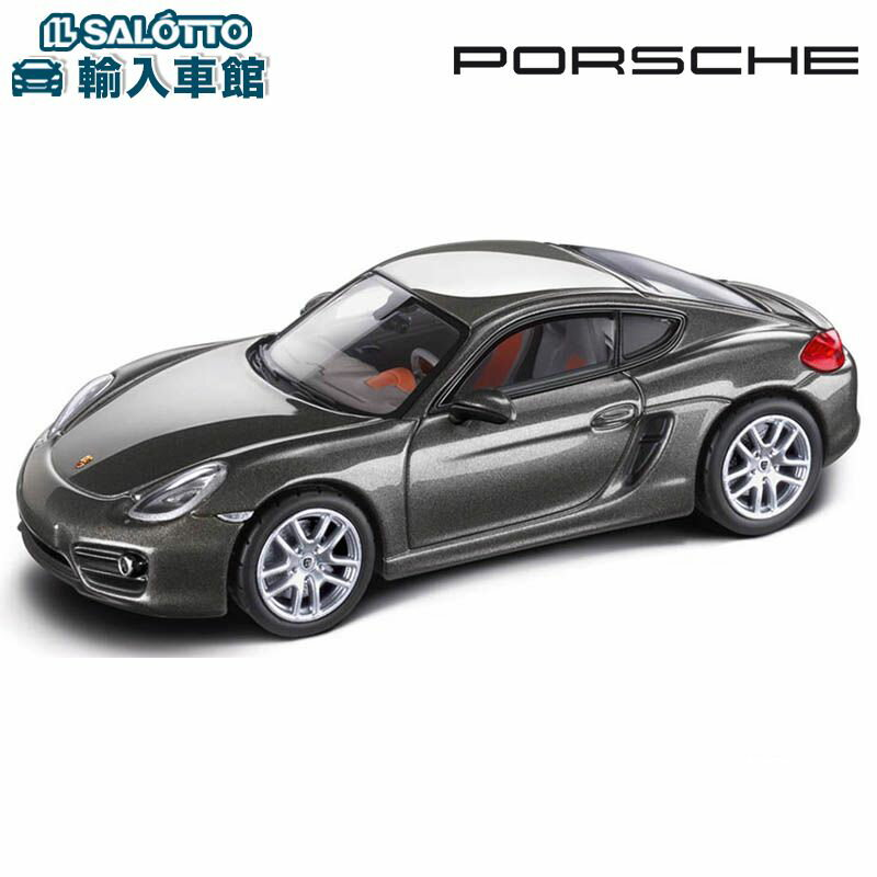 車, ミニカー・トイカー  143 CAYMANMinichampsSPARKNorev Porsche Design