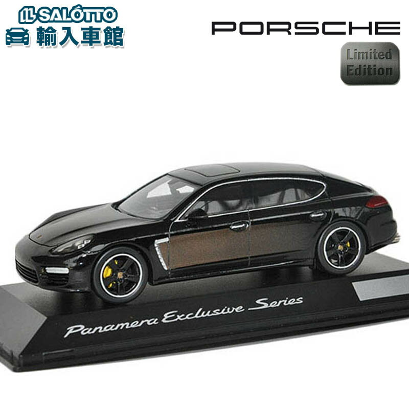 車, ミニカー・トイカー  2000 143 PANAMERA executiveMinichampsSPARK Porsche Design