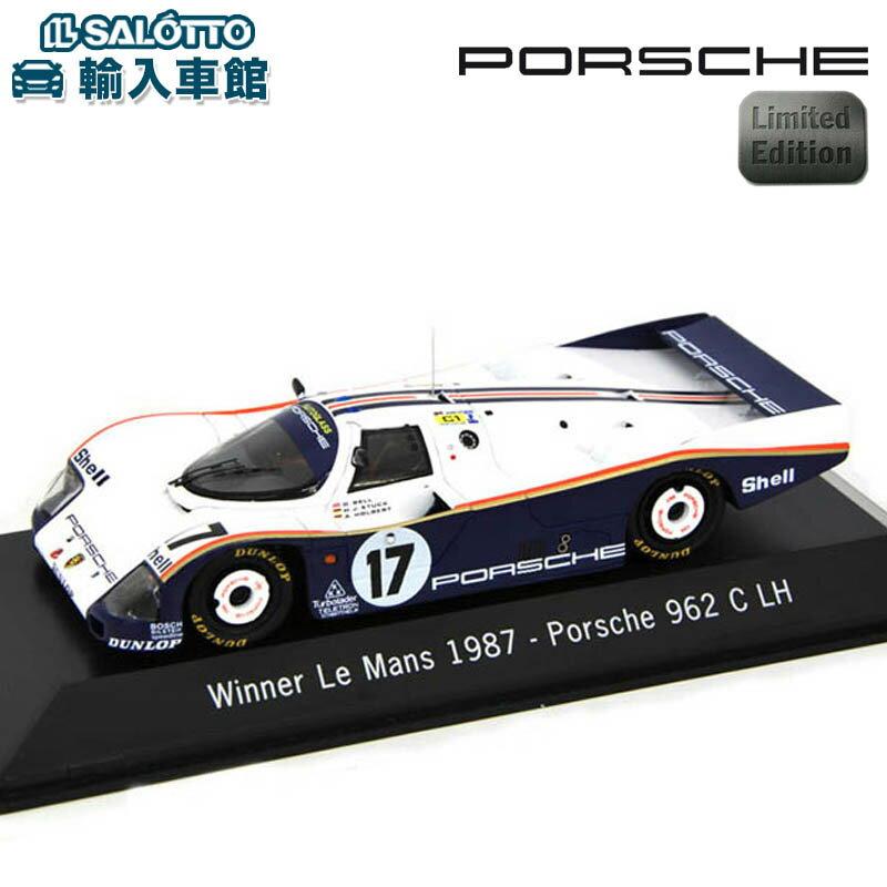 車, ミニカー・トイカー  962 C LH 1987 143 lemans SPARK Porsche Design