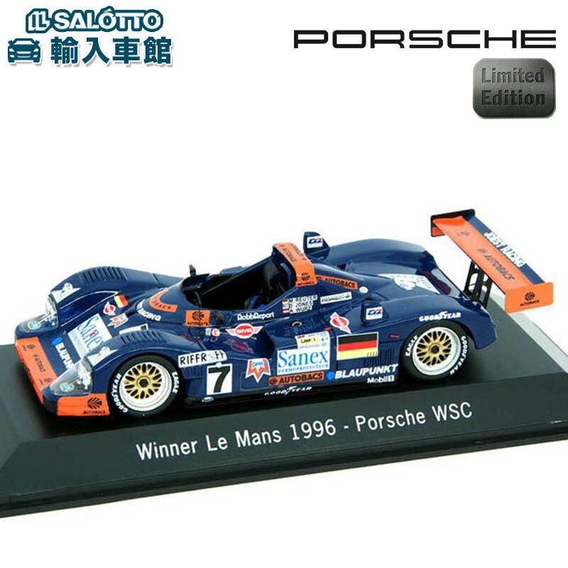 車, ミニカー・トイカー  WSC95 WSC 1996 143 lemans 24SPARK Porsche Design