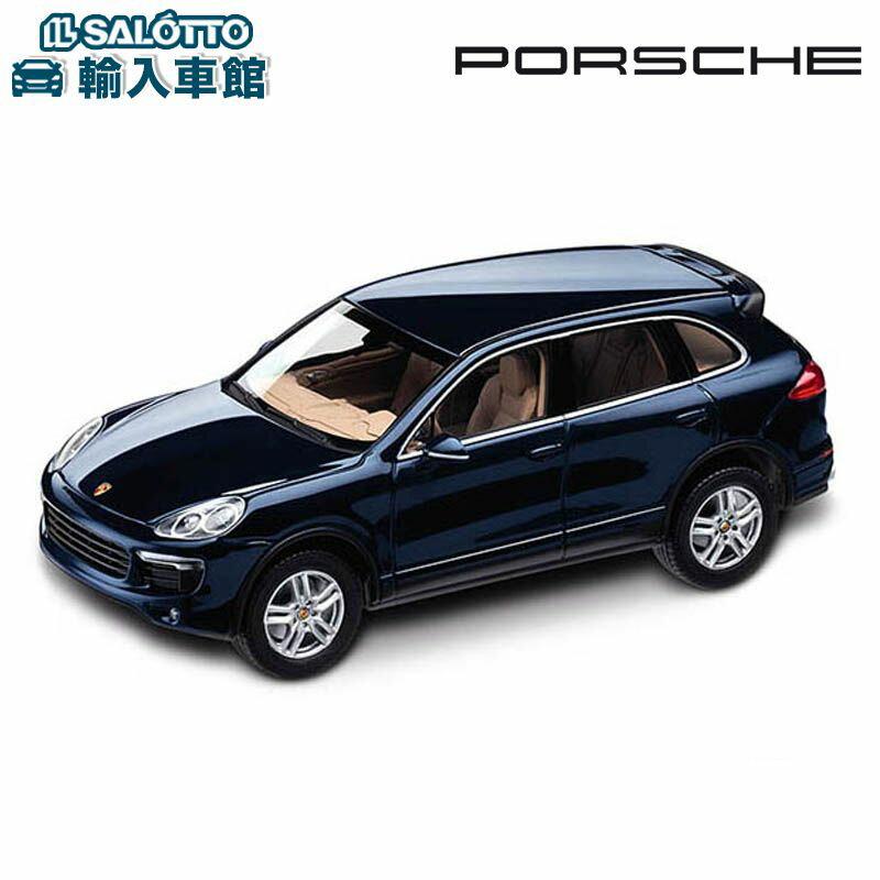 車, ミニカー・トイカー  S 143 CAYENNEMinichampsSPARK Porsche Design