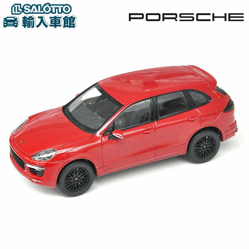 車, ミニカー・トイカー  E2 II GTS 143 CAYENNEMinichampsSPARK Porsche Design