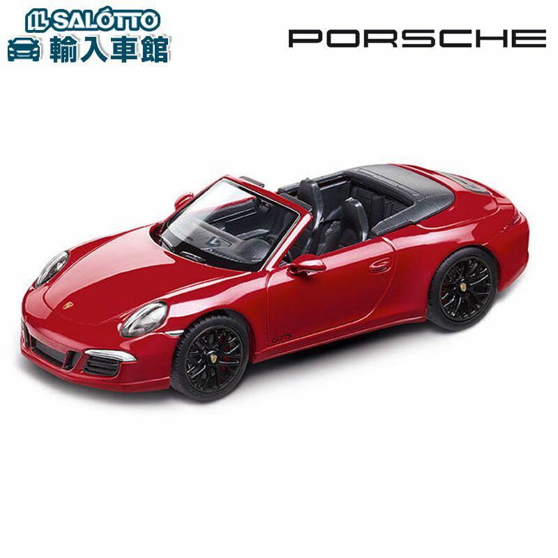 車, ミニカー・トイカー  911 GTS 143 CARRERA cabrioletMinichampsSPARK Porsche Design