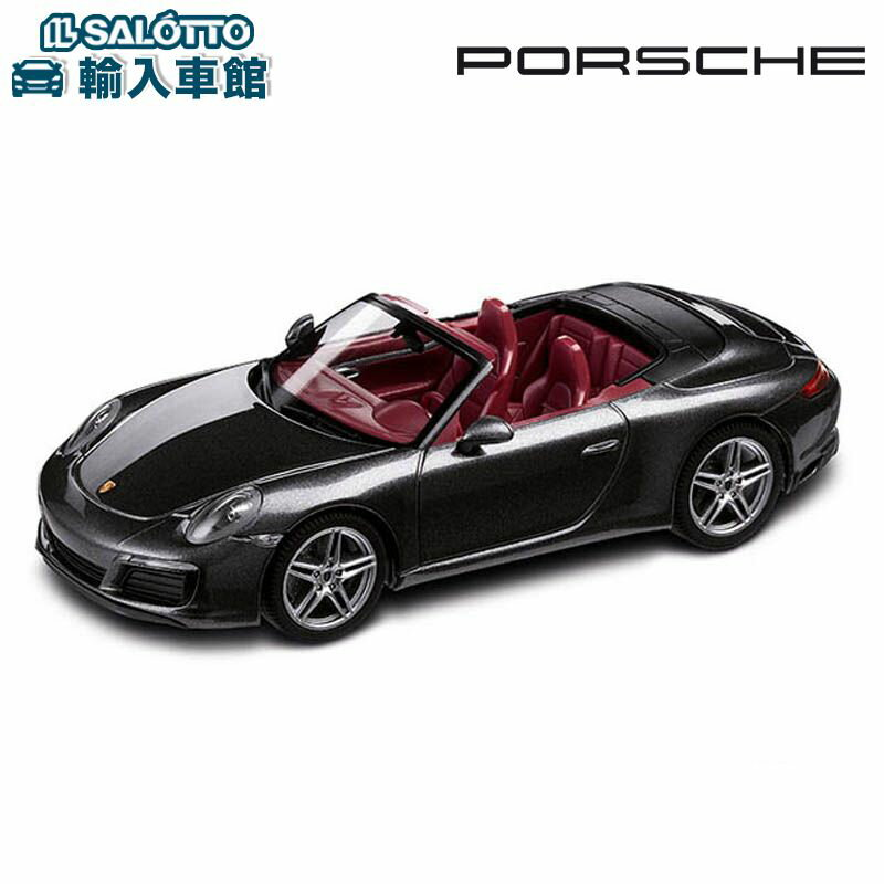 車, ミニカー・トイカー  911 4 ( 991 ) 143 CARRERA cabrioletMinichampsSPARK Porsche Design