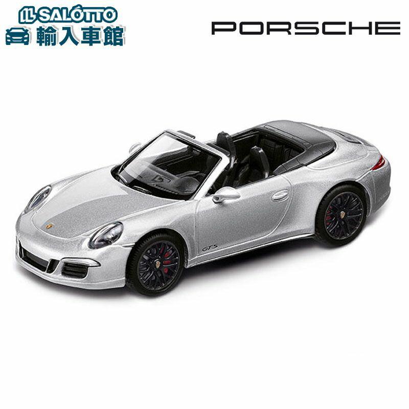 車, ミニカー・トイカー  911 4 GTS 143 CARRERA cabrioletMinichampsSPARK Porsche Design