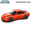 【 ポルシェ 純正 クーポン対象 】 モデルカー 911 カレラ4 GTS スケール 1:43 CARRERAMinichamps社又はSPARK社製 ミニカー トイカー Porsche Design