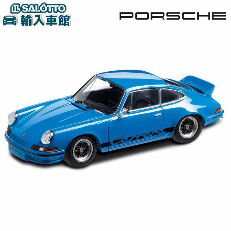 車, ミニカー・トイカー  911 RS2.7 73RS 1973 143 CARRERAMinichampsSPARK Porsche Design