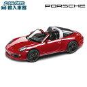 【 ポルシェ 純正 】 モデルカー 911 タルガ4 GTS スケール 1:43 シュコー社製 ミニカー トイカー Porsche オリジナル アクセサリー