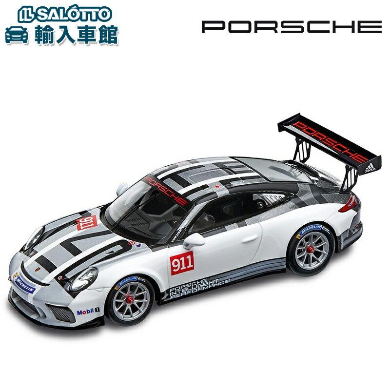 車, ミニカー・トイカー  911 GT3 cup 143 991II 2017SPARK