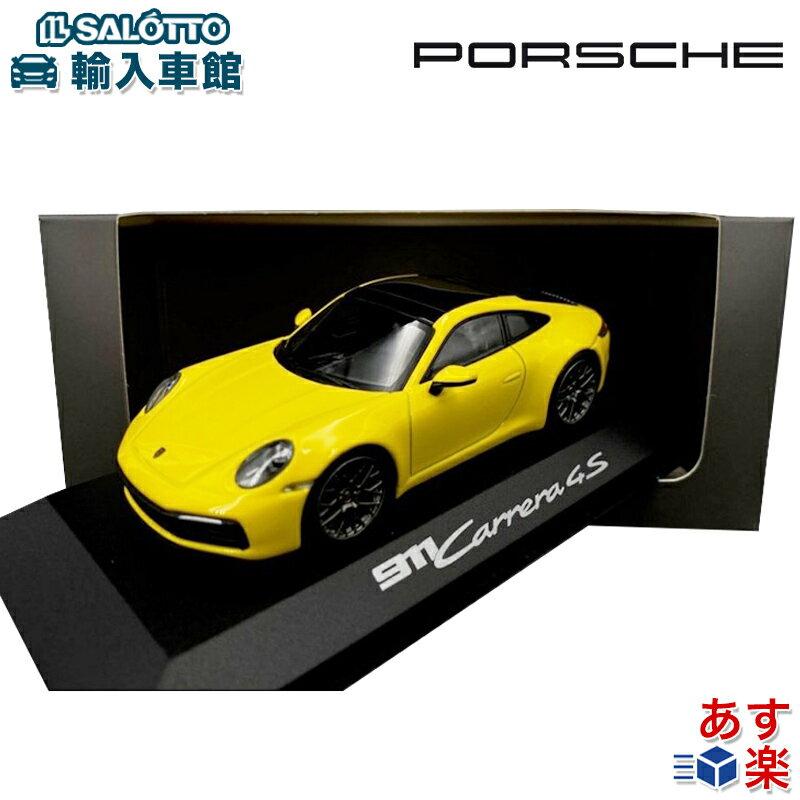 車, ミニカー・トイカー  911 4S 992 143 Porsche
