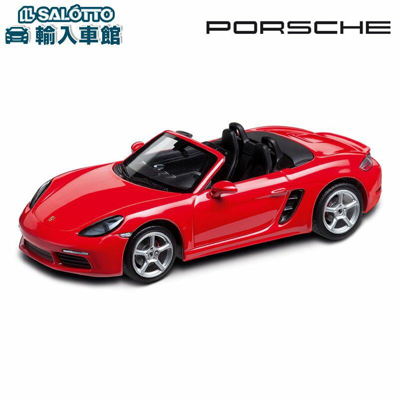 車, ミニカー・トイカー  718 S ( 982 ) 143 BOXTERMinichampsSPARK Porsche Design