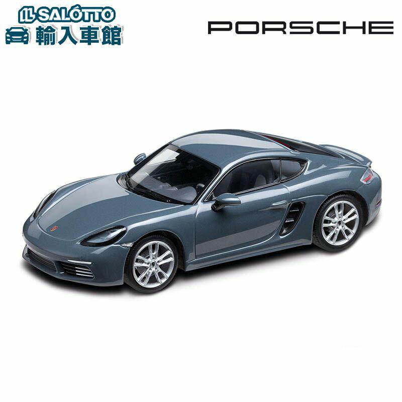 車, ミニカー・トイカー  982 143 CAYMAN 718MinichampsSPARK Porsche Design
