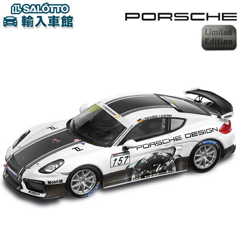 車, ミニカー・トイカー  2000 GT4 143 MinichampsSPARK Porsche Design Cayman