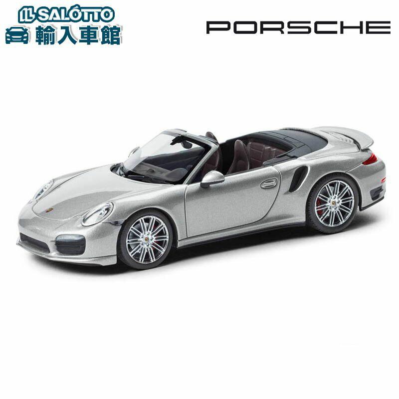 車, ミニカー・トイカー  911 ( 991 ) 143 CARRERA TURBO cabrioletMinichampsSPARK Porsche Design