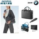 【 BMW 純正 】 iシリーズ レザーバッグ イタリア製 ナッパーレザー ビジネスバッグ 約38x27x9cm ショルダー バッグ ストラップ付き ビーエムダブリュー オリジナル アクセサリー
