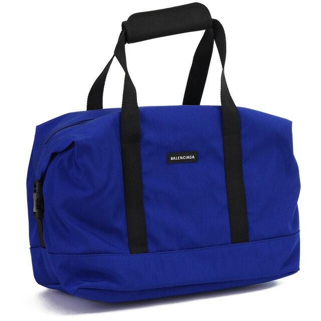男女兼用バッグ, ボストンバッグ 5BALENCIAGAEXPLORER GYM BAG M M()532810 9TY45 4000BLEU PRIMAIRE