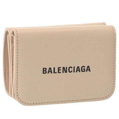 バレンシアガの人気レディース財布三つ折り