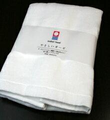 今治タオル ガーゼとパイルの二重織りで吸収性がよく肌にやさしいタオルです。あかちゃんにもい...