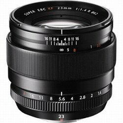 小型・軽量★FUJIFILM フジノンレンズ XF23mmF1.4R