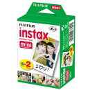 [FUJIFILM]インスタントカメラチェキフィルム2Pinstaxmini2P